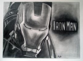 Iron Man by ProjectDarkling