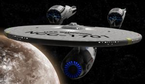 ST XI Enterprise 8 by Hatvok