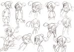 Pandora - Emotion Sketches 1 by Andi1990