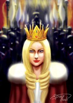 Queen by SpaceBodi