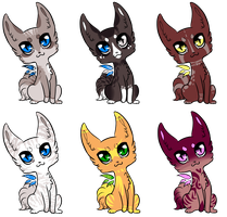 Felap Adopts by joaniek