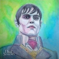 Barnabas Collins by strryeyedreamr27