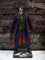 EnterBay HD 1/4 The Dark Knight - Batman Joker 7 by Minas-Tirith-Hakan