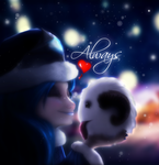 Poros: Forever and Always by DomaiCreations