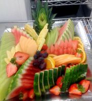 Fruit Tray by JCaceres