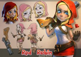 Red Robin by randis