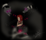 Lets Pretend Our Monsters Aren't Real (Vent Art) by KimmyTheRedHead