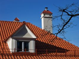 The red roof by Eitvys200