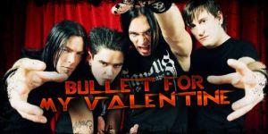 Bullet For My Valentine by pollo0389