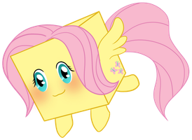 My Little Fluttercube by farris