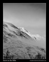 Snow on tha Hills by Andrew-and-Seven