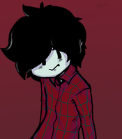 Marshall Lee by SolarCookie