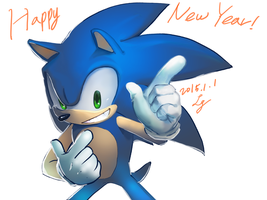 Happy New Year! by Legeh