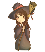 Little Witch by Roos-Vicee