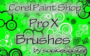Sookie Corel PS ProX Brushes 1 by sookiesooker