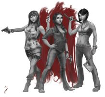 Killerettes by willowofthetime