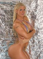 Angelina Love Booty Morph12 by kenmasters33