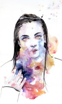 cold days by agnes-cecile