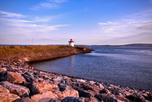 Burry Port Lighthouse by CharmingPhotography