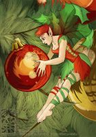 The Holly And The Ivy by Canadian-Rainwater