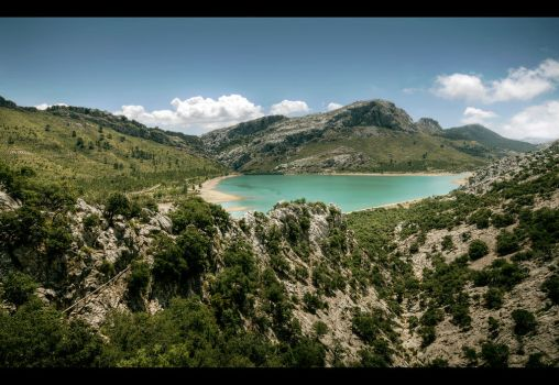 Valleys of Puig Major by Beezqp