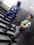 Resident Evil I by PriSuicun