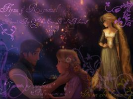 Tangled Wallpaper by PheonixLight