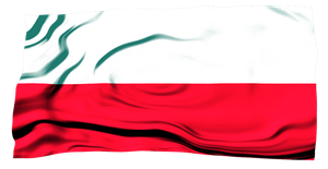 Flags of the World: Poland by MrAngryDog