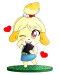Isabelle by IFuckingHateDallas