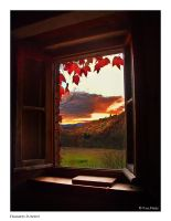 Framed Sunset by Marcello-Paoli
