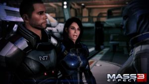 Ashley in Armor from Mass Effect 3 by Revan654