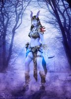 Draenei from World of Warcraft by Baku-Project