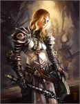 Crusader Beauty by emilus