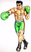 Little Mac - Color by 09tuf