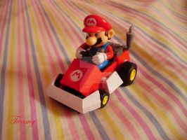 mario kart by Twamy