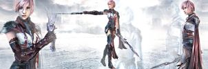 LR Contest: FFXIII by BlackMatter234
