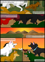 Wolf Song Page 1 Revamp by ShroudofShadows