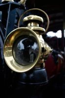 reflection of a traction engine by ottomatt