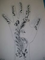 Henna Design 7 by PJ987
