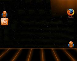 Twitter Background Firefox Style by Andrew254