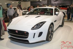 Jaguar F-Type Coupe by Danny-theOne