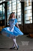 Alice cosplay by Tibby93