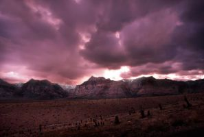 Red Rock 1 by PlanetJoe