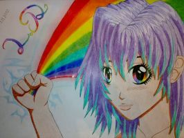 Losted Rainbow by Haizan93