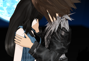 Request Squall and Rinoa by nasiamarie88
