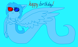 Happy Birthday, Splashy by xXDawnsoulXx