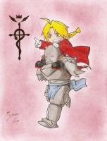 Full Metal Alchemist Color by Shinta-Girl