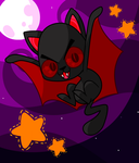 Bat Cat by LordBoop