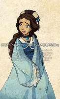 Princess Katara by Neurosylum