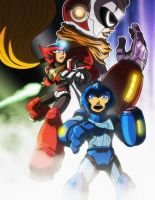 Super Fighting Robots by PioPauloSantana